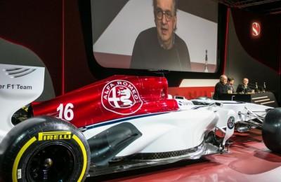 """Marchionne: """"Ferrari fuori dalla F1 una minaccia seria. Alfa Romeo, ricostruito un dna storico"""""""