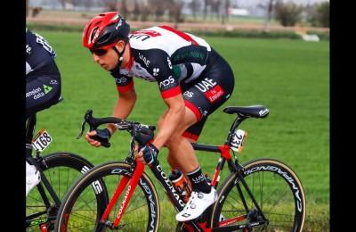 """Il ciclista Sacha Modolo investito da un automobilista: """"Ha riso ed è andato via"""""""