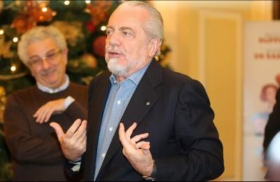 """De Laurentiis: """"Deluso da Verdi, aveva detto sì al Napoli ma coi contratti pronti ha cambiato idea"""""""