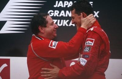 """L'ex d.g. Ferrari Jean Todt parla di Schumacher: """"Michael è lì, sta ancora combattendo"""""""