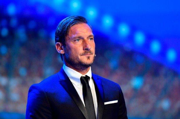 """Totti: """"Sogno scudetto da dirigente. Uno come me non c'è al momento"""""""