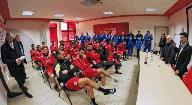Vicenza Calcio, giocatori in sciopero per gli stipendi?