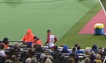 Jake Livermore ha fatto bene ad aggredire il tifoso del West Ham: aveva insultato il figlio morto!