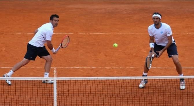 Tennis scommesse, assolti gli ex azzurri Bracciali e Starace