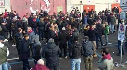 Vicenza, tifosi bloccano il pullman della Berretti: niente derby col Padova