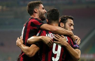 Europa League, Milan contro Arsenal. Più facile per la Lazio con la Dinamo Kiev