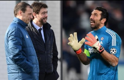 Agnelli propone rinnovo, ma Buffon è furioso per le cifre. E Allegri pensa a Szczesny...