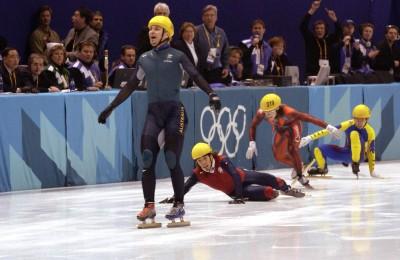 Olimpiadi invernali, 16 anni fa l'improbabile trionfo di Bradbury: da ultimo a medaglia d'oro in una curva