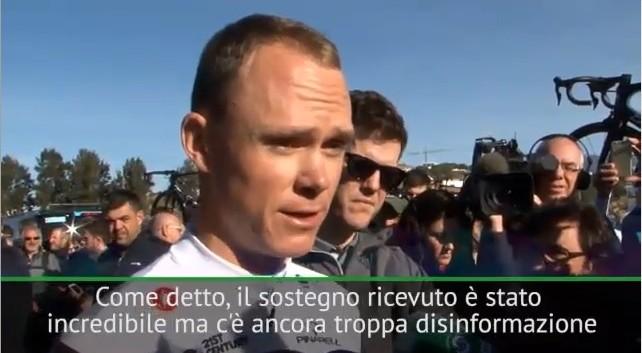 """Salbutamolo, dura accusa a Froome: """"Metti la gente contro il ciclismo"""". La replica: """"Non sono Contador"""""""