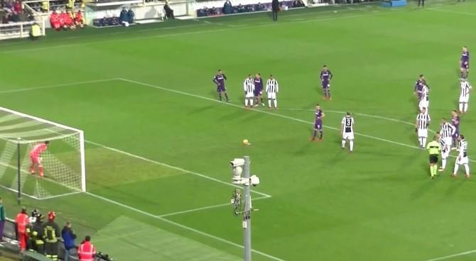 Fiorentina, Salica tuona: