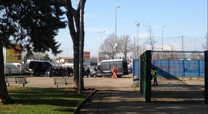Hellas-Roma: appuntamento tra ultras, poi gli scontri. Arrestati 21 tifosi giallorossi