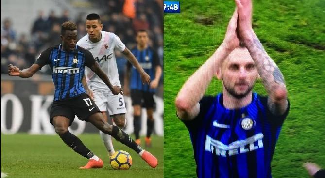 Inter, applausi ironici verso il pubblico: multa in arrivo per Brozovic