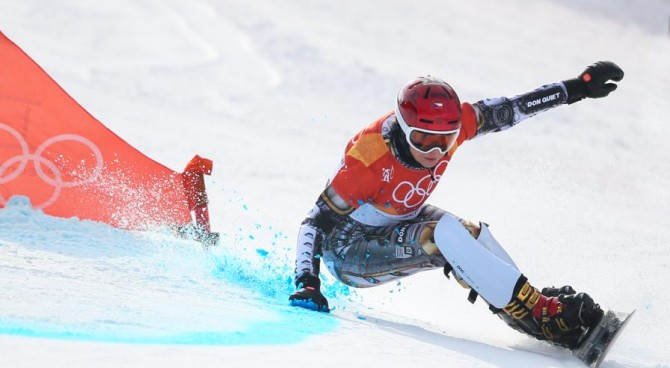 Olimpiadi, la Ledecka nella leggenda: oro in due diverse discipline