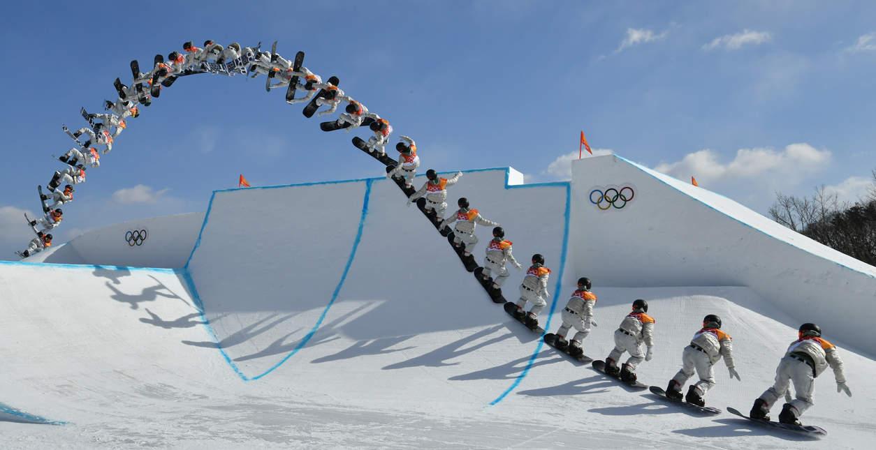 """Le incredibili evoluzioni di Redmond """"Red"""" Gerard: a 17 anni è oro nello snowboard"""