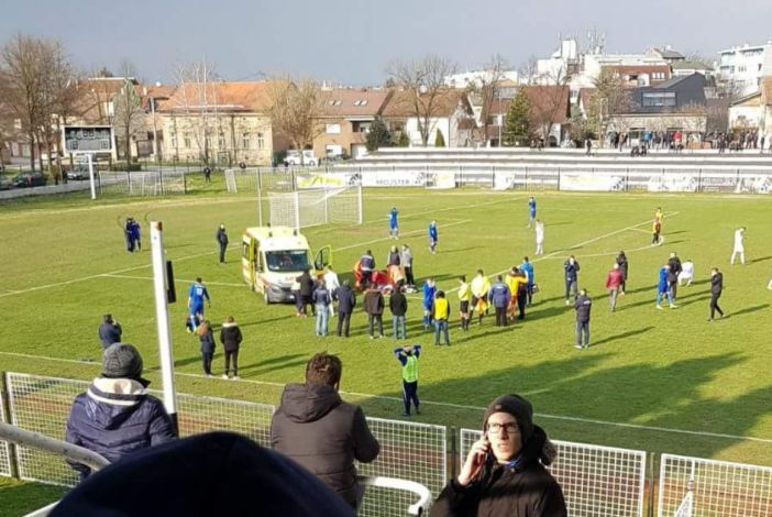 Un'altra tragedia nel calcio: muore il 25enne Bruno Boban