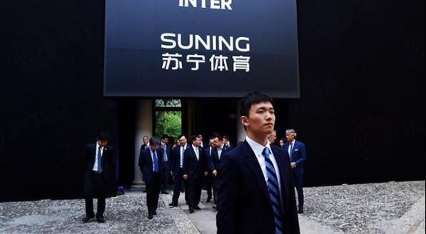 Inter, Zhang jr: