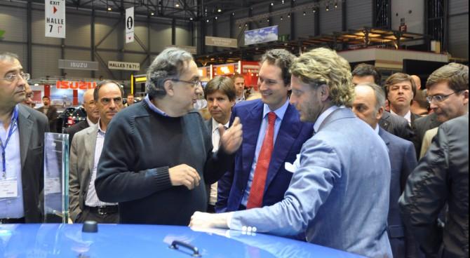 Marchionne, ibrido primo Suv di Ferrari