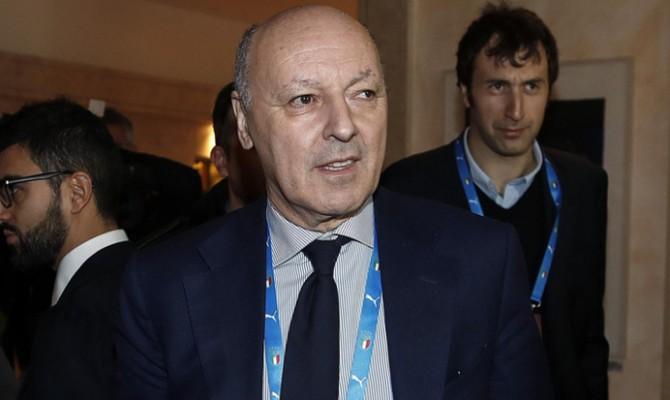 """Marotta contro il Var: """"Grave danno per l'Inter, il sistema va rivisto"""""""