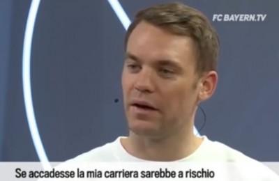 """Manuer Neuer, la carriera è a rischio: """"Non posso permettermi un altro infortunio al piede"""""""
