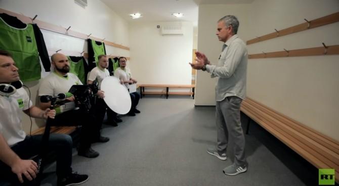 Mourinho opinionista per i mondiali in Russia