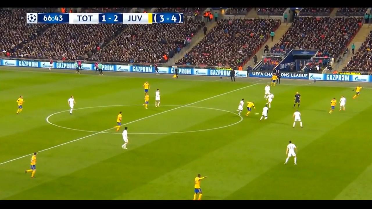 """Una Juventus """"ammaccata"""" passa a Wembley: a Higuain e Dybala vengono i """"3 minuti"""""""