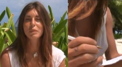 """Bianca Atzei dedica una lettera all'ex Max Biaggi: """"Bisogna sempre credere nell'amore"""""""