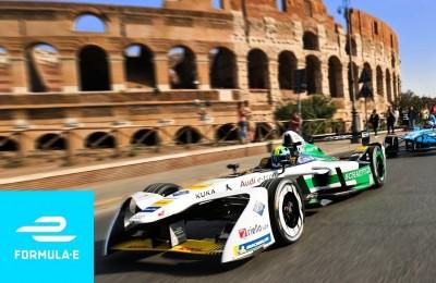 La Formula E sbarca a Roma: alle 16 la gara. Vi presentiamo la formula del futuro
