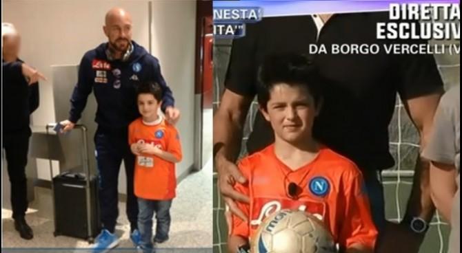 Juve-Napoli, il retroscena: Buffon infuriato con i compagni negli spogliatoi