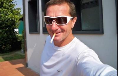 """Palpacelli, il talento sprecato del tennis italiano: """"A 15 anni l'eroina. Panatta mi voleva a Riano, dissi di no"""""""