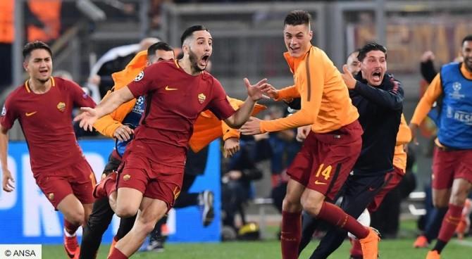 La Roma scrive una pagina di storia: 3-0 al Barcellona, è semifinale Champions