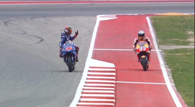 Austin, Marquez fa la pole ma ostacola Viñales: altra penalizzazione