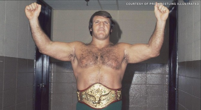 Lutto nella Wwe, morto il wrestler Bruno Sammartino: addio al