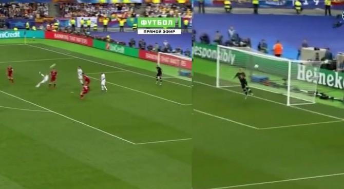 Champions, terza di fila del Real: Bale in rovesciata, ma il portiere Karius è tragicomico