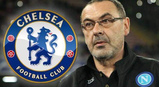 Sarri, accordo con il Chelsea. Ma De Laurentiis e (soprattutto) Conte si mettono di mezzo