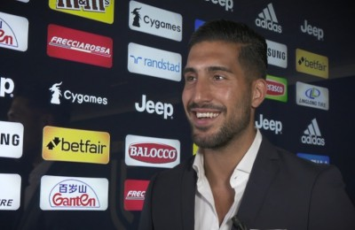 La Juventus ufficializza Emre Can: parametro 0 ma agli agenti vanno 16 milioni