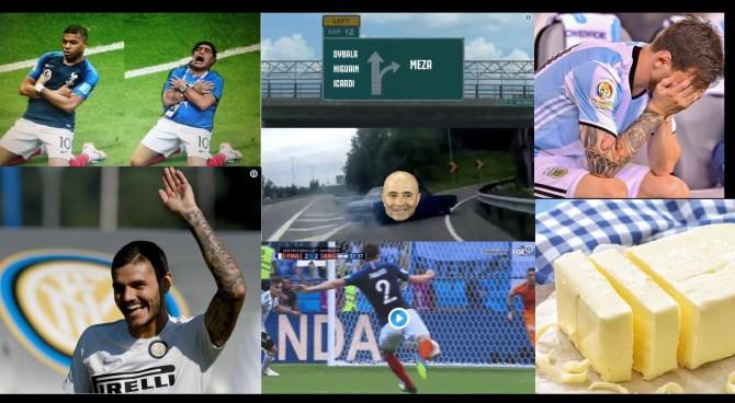 Francia-Argentina 4-3, spettacolo Mbappé! Messi torna a casa (ed è sbeffeggiato sui social)
