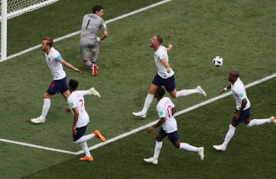 L'Inghilterra travolge Panama, Kane capocannoniere: ora è prima... per un cartellino giallo