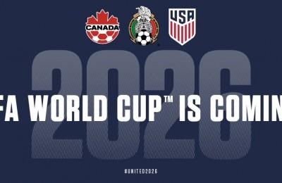 Assegnato il Mondiale 2026, per la prima volta a 48 squadre ed in 3 Paesi: U.S.A., Canada e Messico