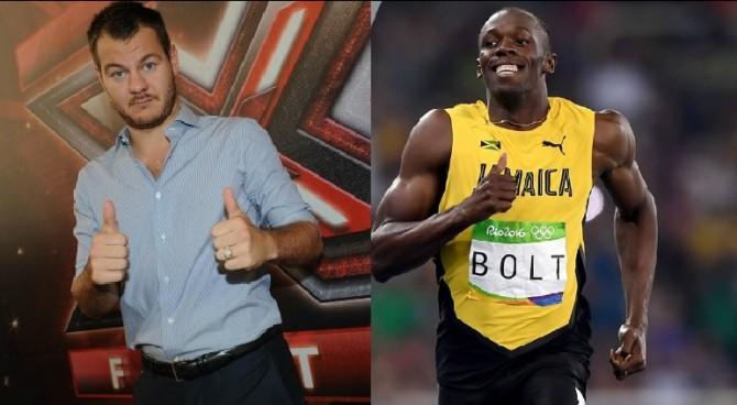 Champions League, i campioni di San Marino trattano Cattelan di X Factor e Bolt