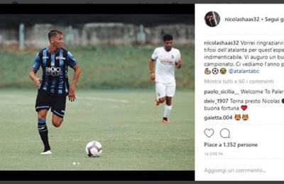 L'impresa del giovane Nicolas Haas: al primo giorno al Palermo si è già fatto odiare dai tifosi rosanero