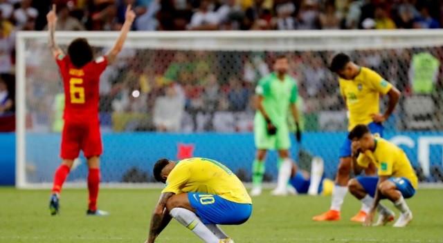 Pazzo Mondiale, fuori anche il Brasile! Avanza il Belgio 2-1, in semifinale solo Europa