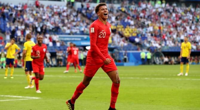 """Il Mondiale """"is coming home""""? L'Inghilterra vola in semifinale e convince, fuori la Svezia"""