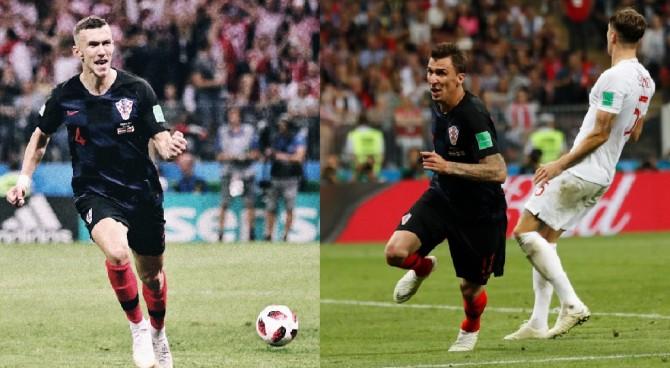 Mondiale, la finale è Croazia-Francia: i goal italiani di Perisic e Manduzkic mandano a casa l'Inghilterra