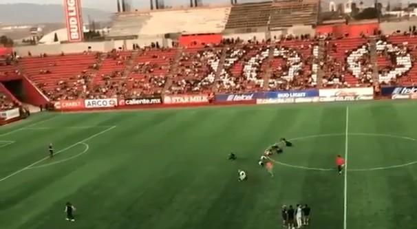 "In Messico esordisce la Neymar challenge, si ""corre"" rotolando"