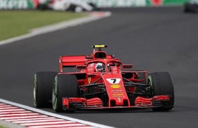 Ungheria, Raikkonen non può bere: in Ferrari scordano di collegargli la bottiglia...