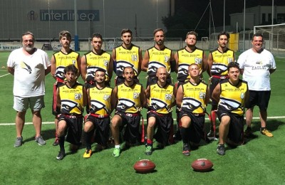 Flag Football. I Royal Eagles Palermo falliscono l'aggancio alla vetta. Elephants Catania super