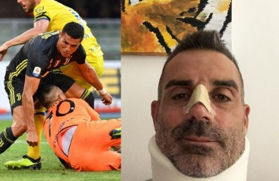 Juventus, buona la prima ma quanta fatica con il Chievo: 3-2 con goal nel recupero. Ronaldo manda Sorrentino KO