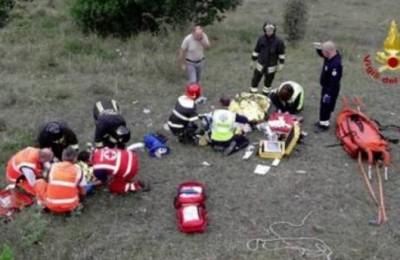 Ciclismo, ancora in coma il 18enne Michael Antonelli. Era caduto in una scarpata durante la Firenze-Viareggio