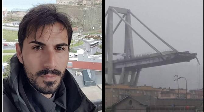 """Tragedia Genova, l'ex Cagliari Capello: """"Sono rimasto attaccato ad un pilone"""""""