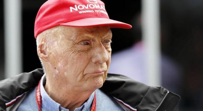 Niki Lauda, ex campione del mondo F1 con Ferrari e McLaren, ricoverato a Vienna in condizioni critiche